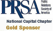 PRSA NCC Gold Sponsor