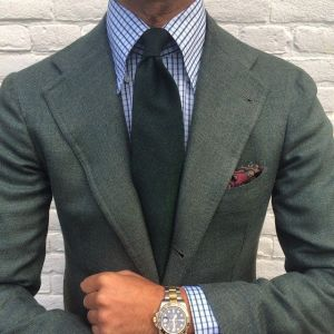 Looking professional while still personalizing your style.